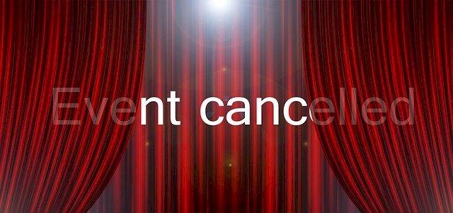 CAP NORT, annulation des spectacles jusqu'au 15 avril