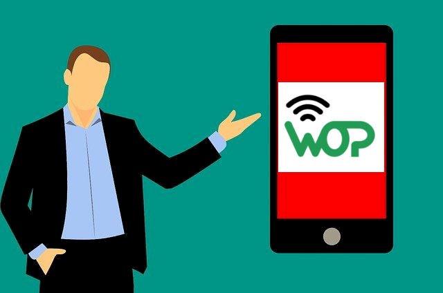 Wop m-ticket - Aléop