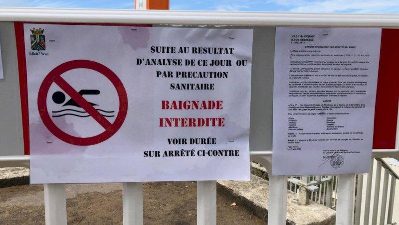 Réouverture de six plages à Pornic | Presse Océan