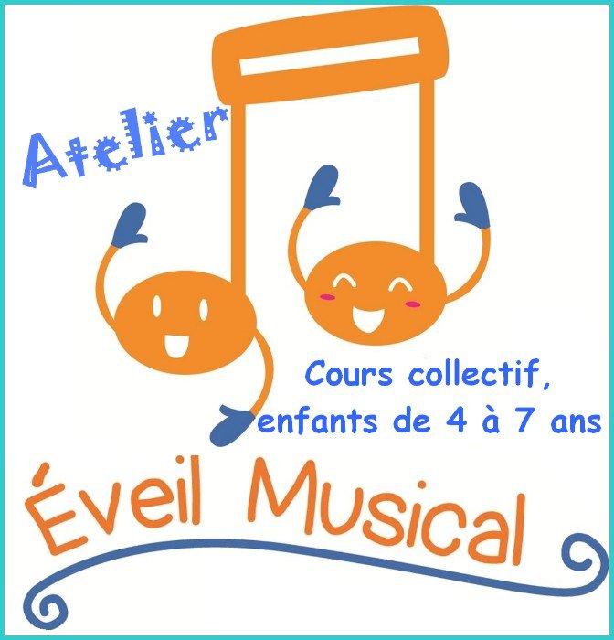 Eveil Musical 4 à 7 ans