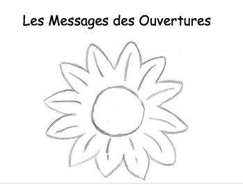 """La fabrique des Cartes """"Messages des Ouvertures"""""""