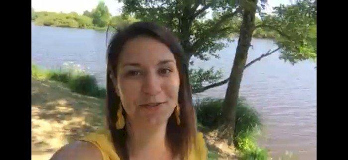 Yuna vous parle du canal entre Guenrouet et Fégréac.