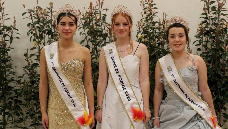 Pornic. La ville de Pornic a trois nouvelles reines