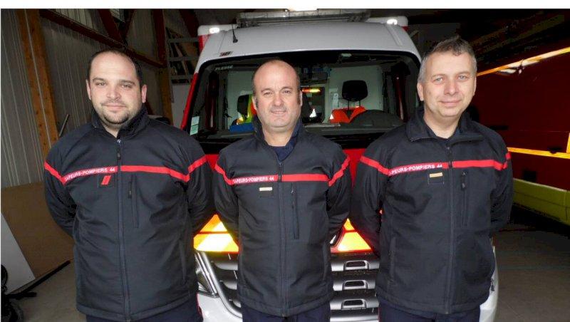 Pompiers: avoir le bon réflexe peut sauver une vie