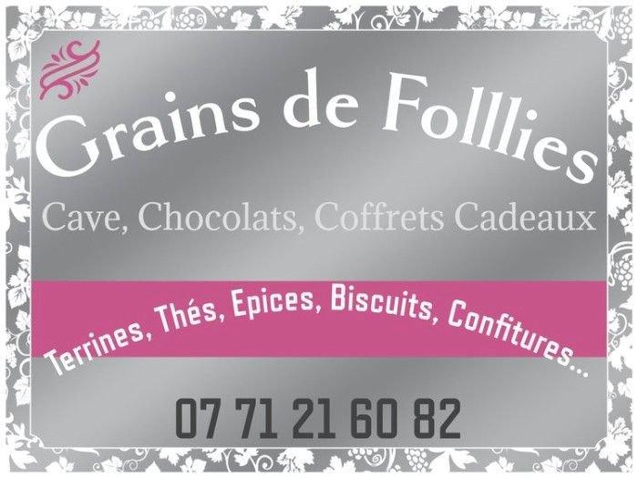 NOUVEAU PARTENAIRE GRAINS DE FOLLLIES !