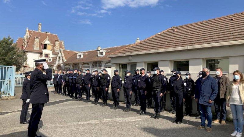 À La Baule, ils rendent hommage à la policière tuée