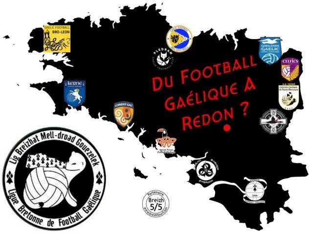 Du football gaélique à Redon ?