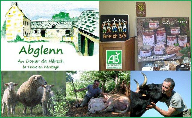 """Un nouveau #PartenaireBreizh5sur5 : la boucherie-charcuterie artisanale Bio """"Abglenn"""""""