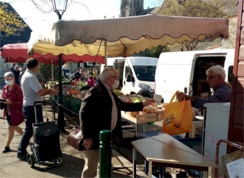 CARTE. Le préfet de la Loire-Atlantique autorise 99 communes à organiser leur marché