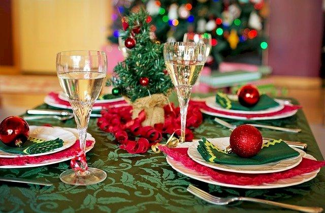 Pour votre menu de fêtes, pensez au menu à emporter !