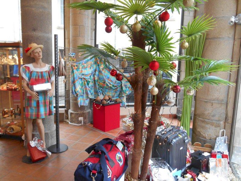 """Au Musée de Blain : Exposition """"NOEL SOUS LES TROPIQUES"""""""