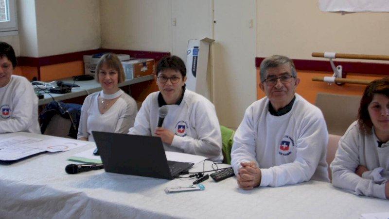 La Croix blanche recrute des secouristes
