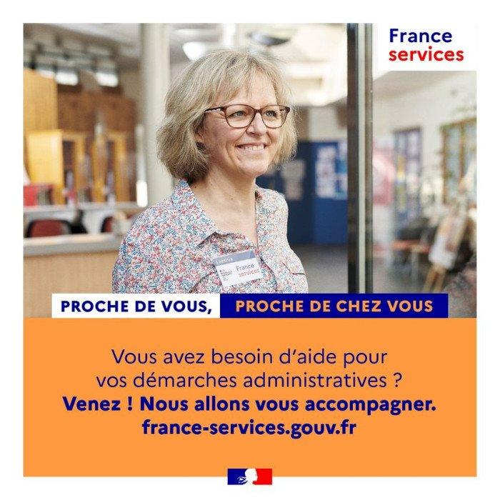 France Services : proche de vous, proche de chez vous