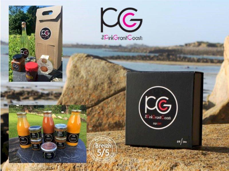 Un nouveau #PartenaireBreizh5sur5 à Trégastel : Pink Granit Coast (PGC), magasin de produits artisanaux de qualité