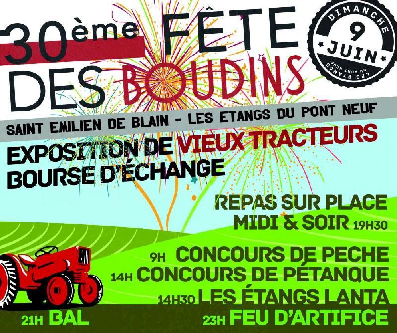 30 ème Fête des Boudins | Ville de Blain