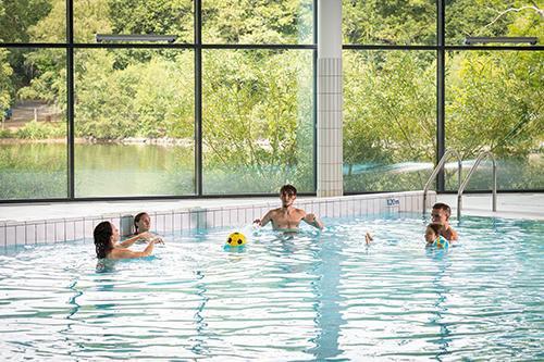 Nouveautés de la rentrée à la piscine du lac de Savenay
