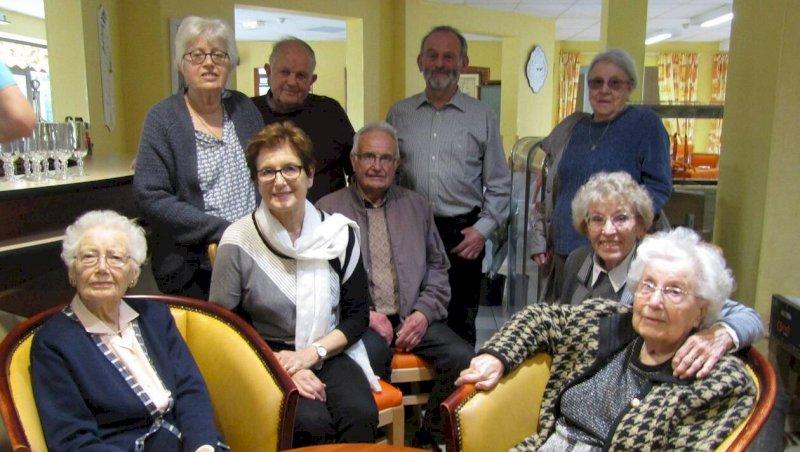 La Plaine-sur-Mer. Deux centenaires honorées à la maison de retraite