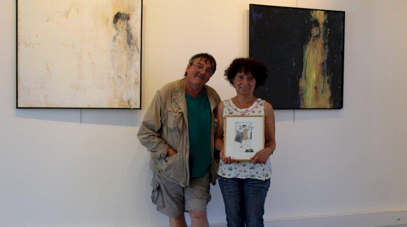 Pornic. Laurent Zunino et Valérie Tenèze, peintres oniriques
