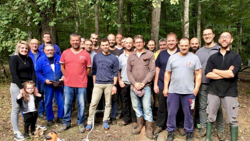 Des circuits en forêt pour le raid du Chêne-au-Duc