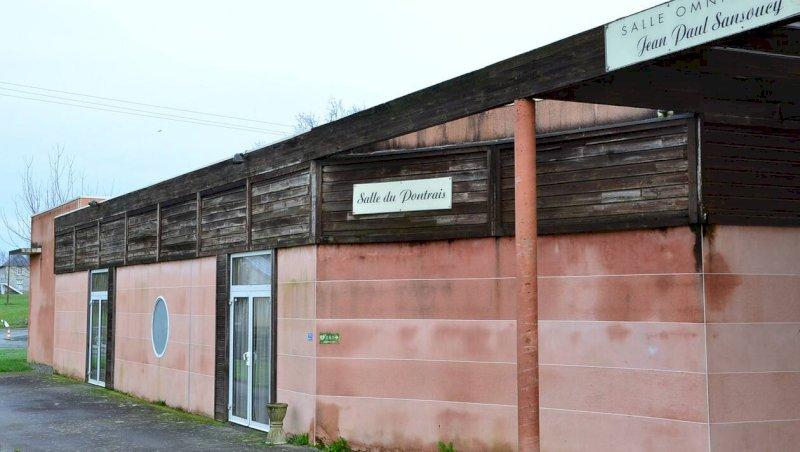 130000€ pour la rénovation de la salle du Pontrais
