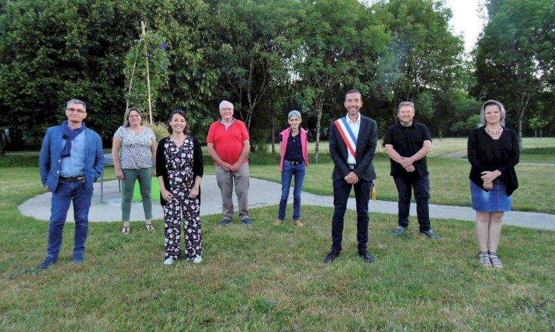 Chaumes-en-Retz: le nouveau maire Jacky Drouet a sept adjoints
