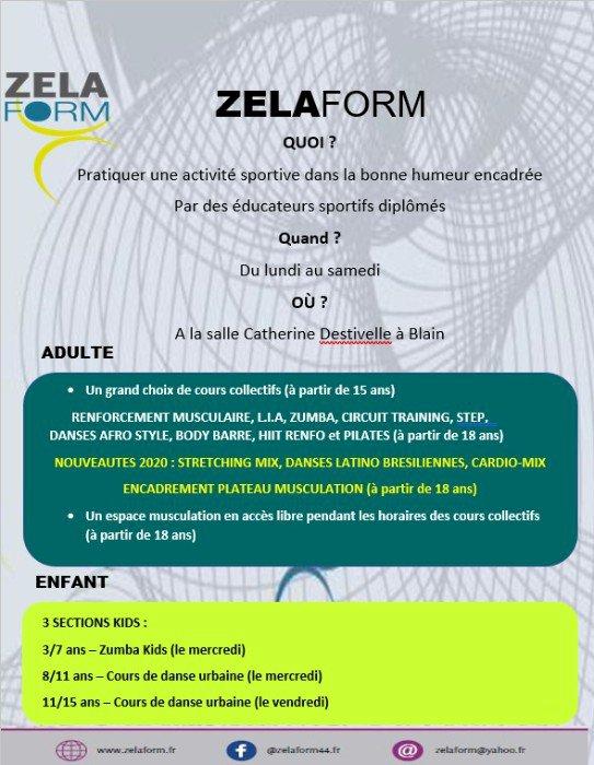 ZELAFORM FITNESS