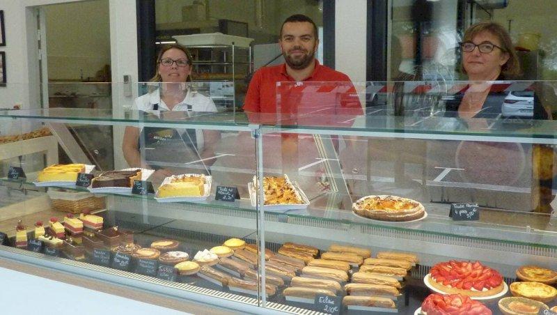 Saint-Hilaire-de-Chaléons. La boulangerie La Mie chaléonnaise a ouvert