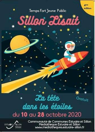 Sillon Lisait - 4e édition - Temps fort jeune public du 10 au 28 octobre
