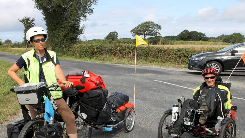 La Plaine-sur-Mer. Les vacances à vélo: un engouement familial | Presse Océan
