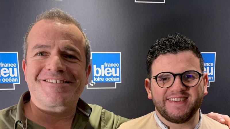 Gildas Sibiril, chef « du restaurant « Marius » (l'ancien casino de Pornic), pour des accords mets et vins.