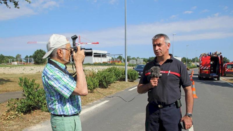 L'histoire des pompiers d'Héric à découvrir sur grand écran