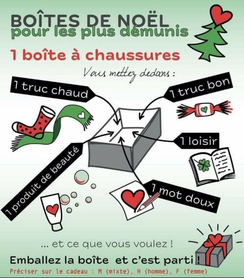 🎅 Opération NOEL SOLIDAIRE 🎅