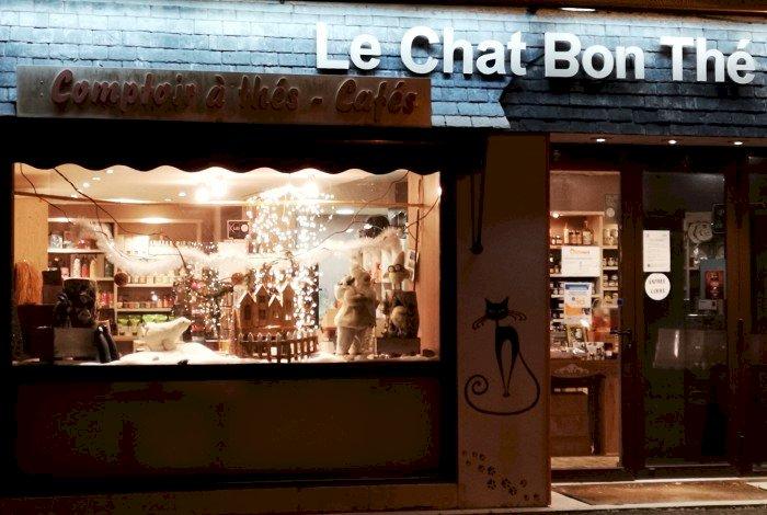 Noël gourmand au Chat Bon Thé à Blain