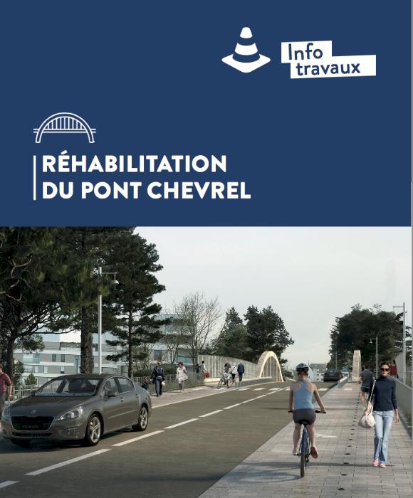La Baule : les travaux de réhabilitation du Pont Chevrel commencent vraiment