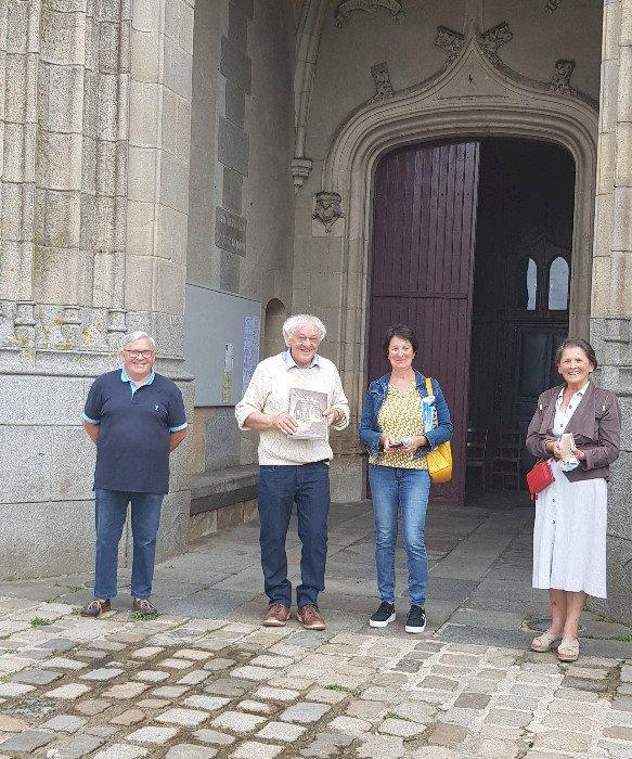 Journées Européennes du patrimoine : Coup de Coeur Wiker