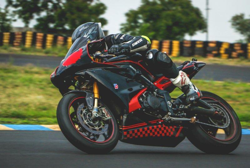 Journée de perfectionnement moto