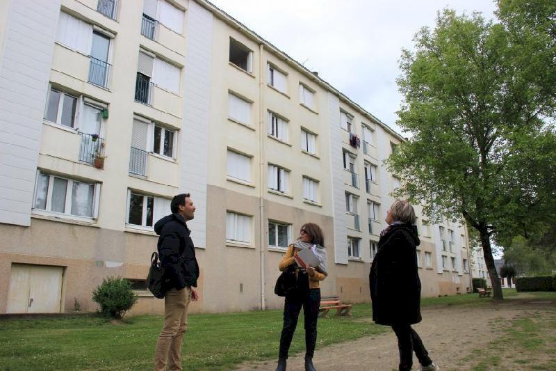 Blain: 4 millions d'euros pour redorer l'image du quartier Pré Saint-Laurent