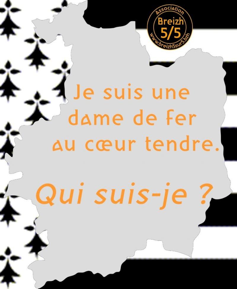 Quizz breton (Indice 2/5) : Attention, je débarque début mai … Qui suis-je ?
