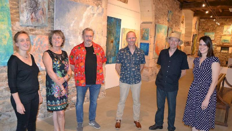 Blain. Les artistes locaux clôturent la saison du château avec une expo