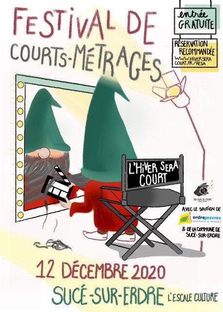 Festival de courts métrages L'Hiver Sera Court