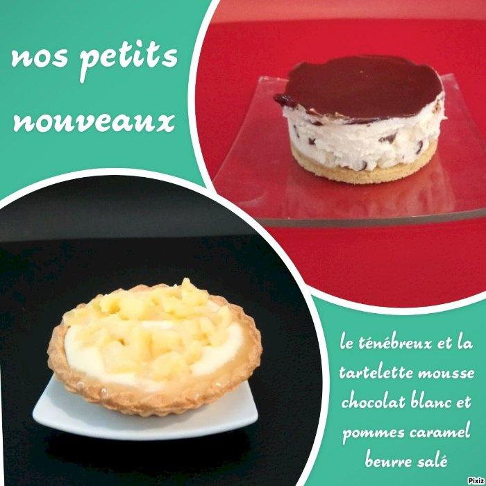 """Les desserts maison de """"Comme à la Maison"""" à Plessé"""