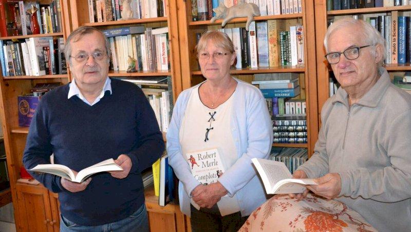 Salon du livre : dix-huit auteurs annoncés