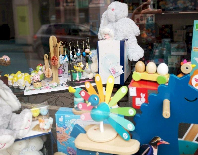 Pâques s'invite chez Pastel à Blain