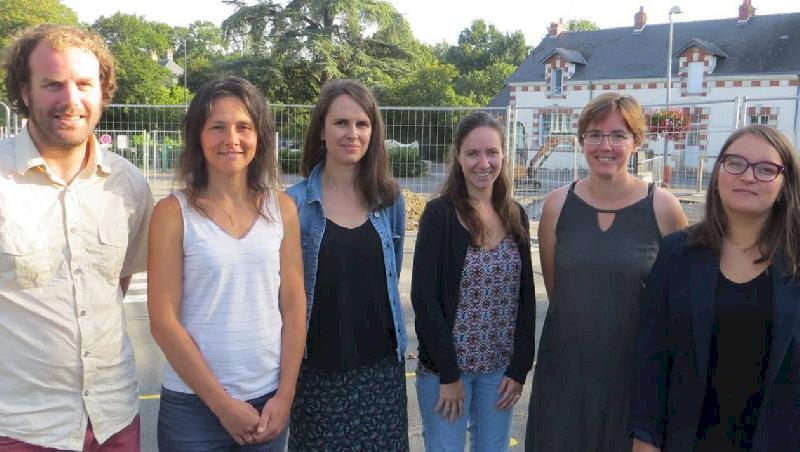 Héric. Cinq nouvelles enseignantes à l'école Jean-Monnet