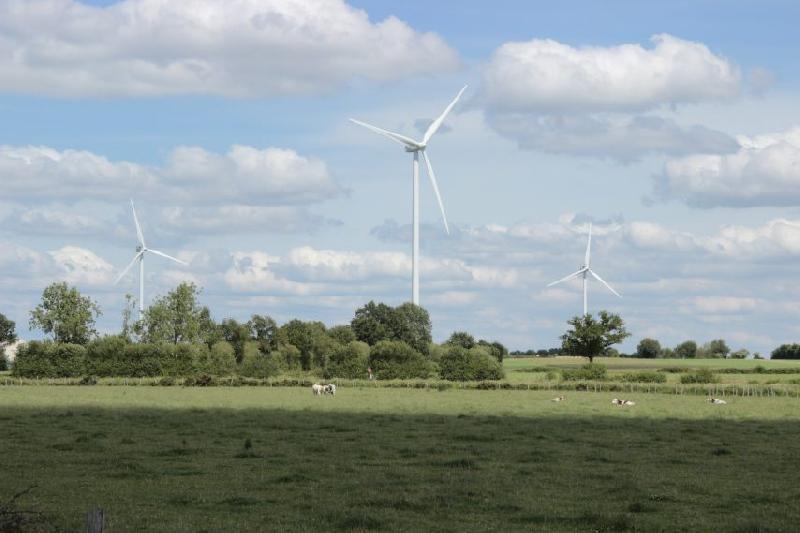 Blain : de nouvelles éoliennes en projet