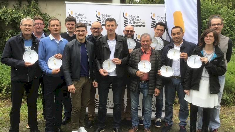 Concours des meilleurs produits cidricoles bretons : le palmarès 2019