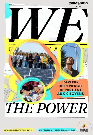 Cine-débat au Gén'éric : We the power, ou comment l'avenir de l'énergie appartient aux citoyens !