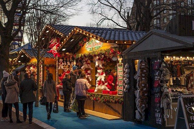 Marchés de Noël Virtuel
