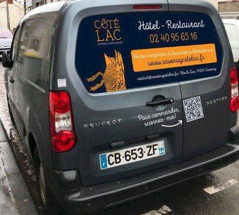 Vente à Emporter et Livraison à Domicile par votre restaurant Côté Lac à Savenay