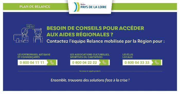 Besoin de conseils pour accéder aux aides régionales ?